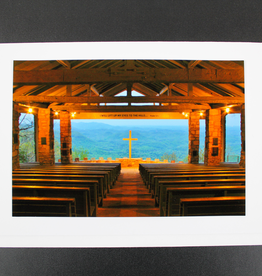 """Art Greeting Card by Craig Johnson """"Finding the Light"""""""