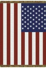 Gift Items US Flag Throw