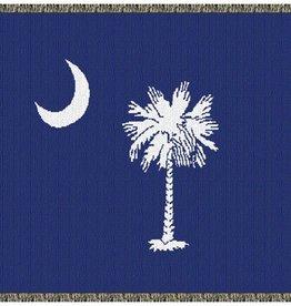 Gift Items South Carolina Flag Throw