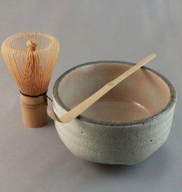 Tea products Matcha Tea Starter Set with White Bowl