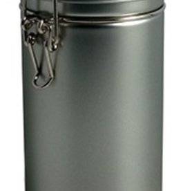 Tea products Tea Tin Round with Latch Cover