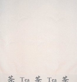 Gift Items Tea Towel with Tea Border Design