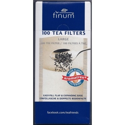 Tea products Tea Filters LARGE
