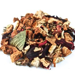 Teas Herb tea blend, flav. Summer Solstice (Pineapple/Cherry)