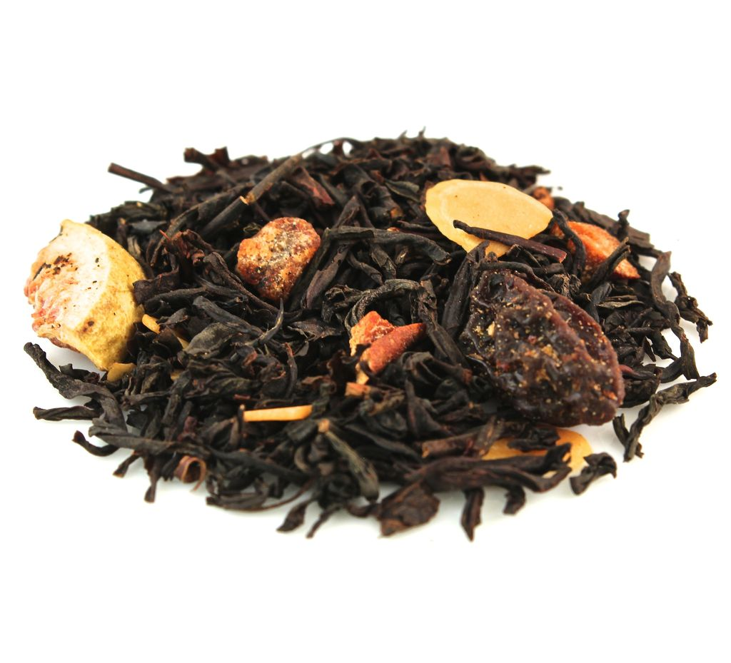 Teas Black Tea Blend Flavored, Fig Festival