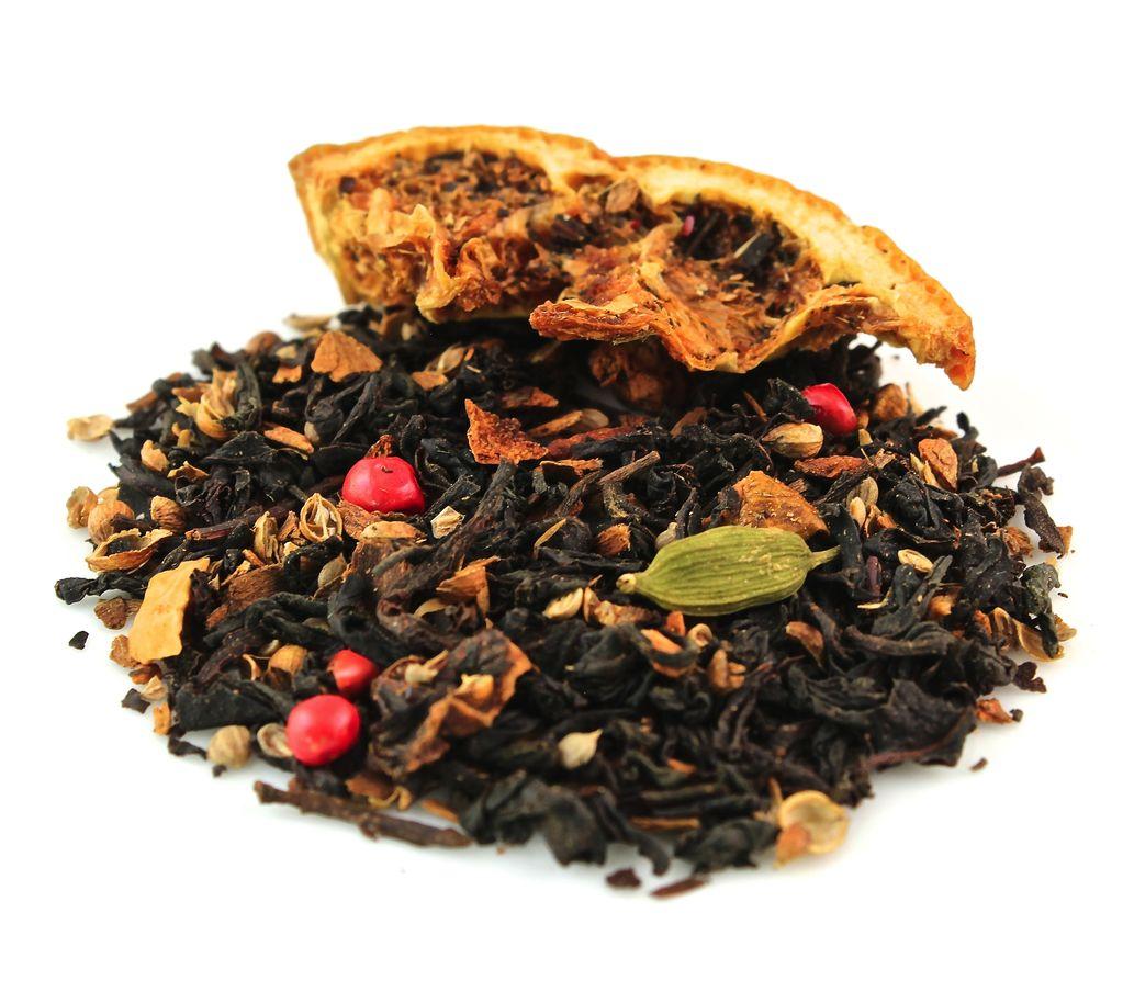 Teas Black Tea - Orange Cookie