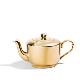 Tea products Richard Brendon Gold Teapot Reflect