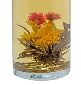 Teas Double Happiness Green Flowering Tea