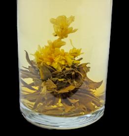Teas Allegria Jasmine Burst Green Flowering Tea