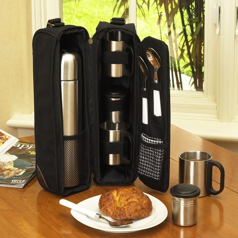 Gift Items Coffee Tote Black