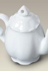 """Tea products 2.5"""" Teapot Ornament"""