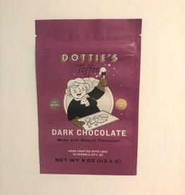 Food Dotti's Toffee Dark Chocolate