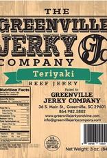 Food Beef Jerky Teriyaki