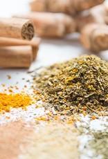 Teas Ginger & Turmeric Green Tea