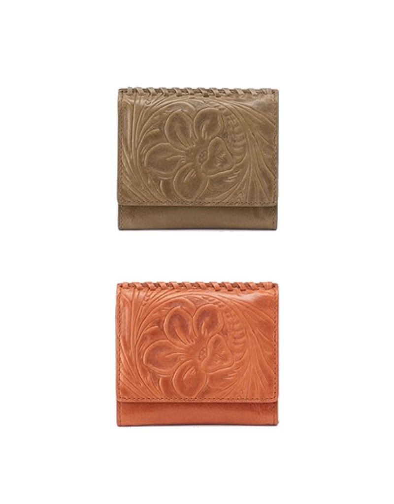 Hobo Int'l/Urban Oxide Stitch Embossed Wallet