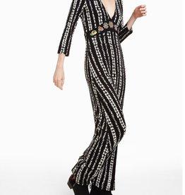 Desigual July Retro Batik Long Dress
