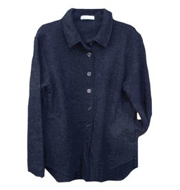 Cut Loose Big Wool Shirt