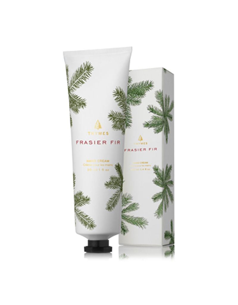 Thymes Frasier Fir Petite Hand Cream, 1oz