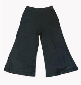 Plume & Thread Crop Pant Tweed Slub