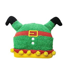 San Diego Hat Kids Knit Upsidedown Elf Beanie