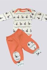 Lou & Dejlig Pant, Organic Pima Cotton