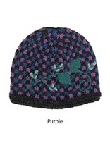 Rising Tide Floral Checkerboard Hat