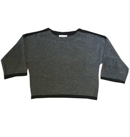 Kokun Cashmere Wide-Sleeve Sweater