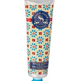Soap & Paper Factory 1oz. Winter Vanilla Petite Hand Cream
