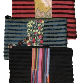 Little Journeys Napoli Pouch Velvet