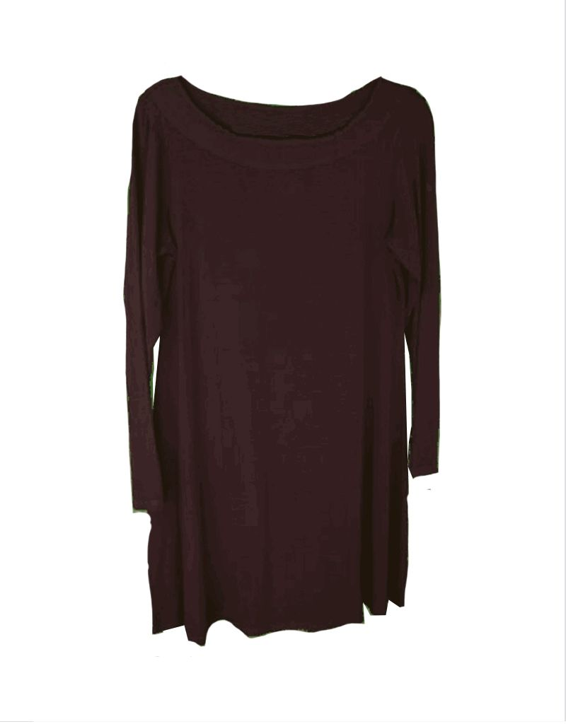 Cut Loose L/S Layering Tunic