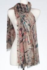 Banaris Metropolitan Merino/Silk Stole