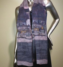 Cocoon House Wool Scarf - The Village