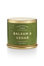 Illume Balsam & Cedar Demi Tin