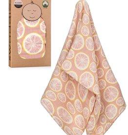 Milkbarn Organic Swaddle Blanket