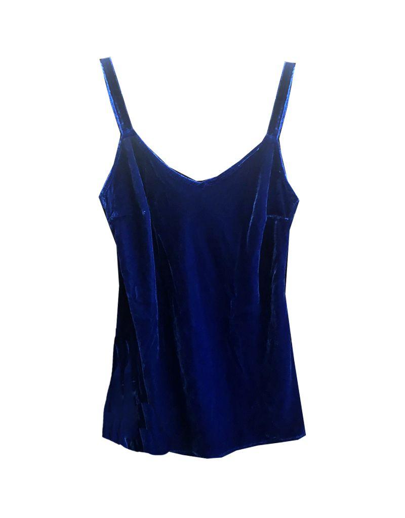 fd161485353 Bias Camisole Velvet - Maria Luisa Boutique