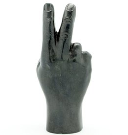 Batle Studio Graphite Small Peace Hand
