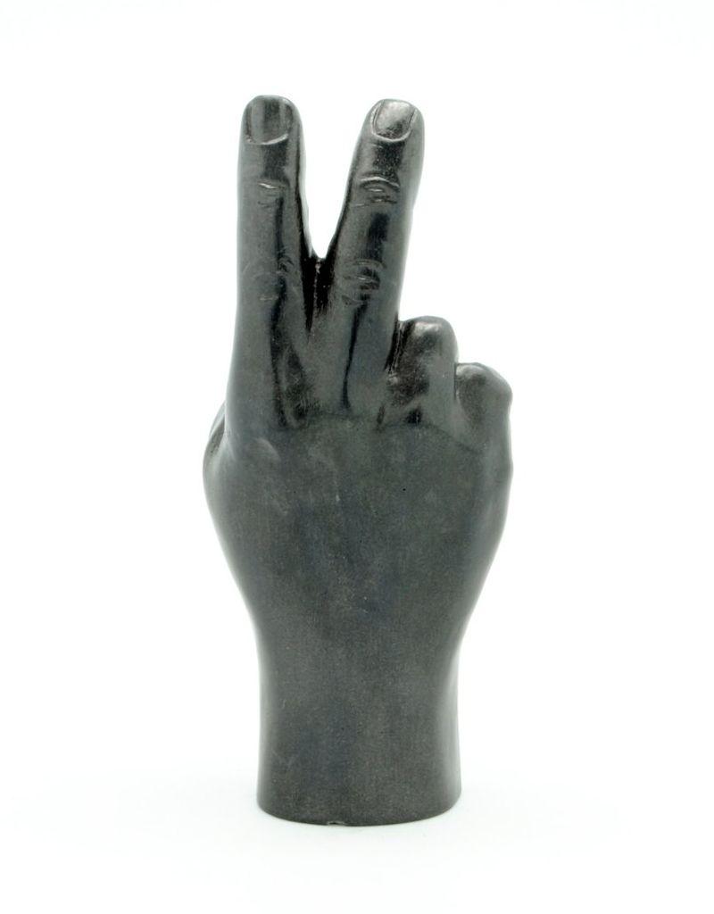 Batle Studio Graphite Small Peace Hand