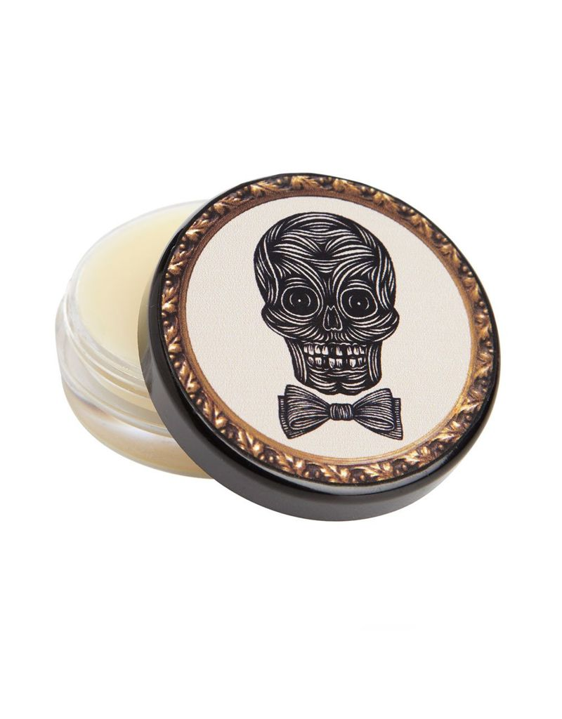 Soap & Paper Factory Skull Solid Perfume .3 oz