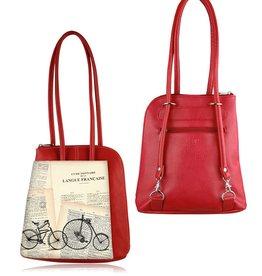espe/storm Bike Backpack Red