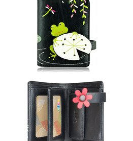 espe/storm Frog Small Wallet Black