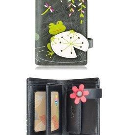 espe/storm Frog Small Wallet Grey