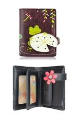 espe/storm Frog Small Wallet Purple