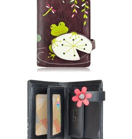 espe/storm Frog Small Wallet Purple