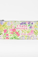 Blue Q I Have Secrets Pencil Case