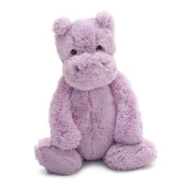 Jelly Cat Bashful Hippo 12""