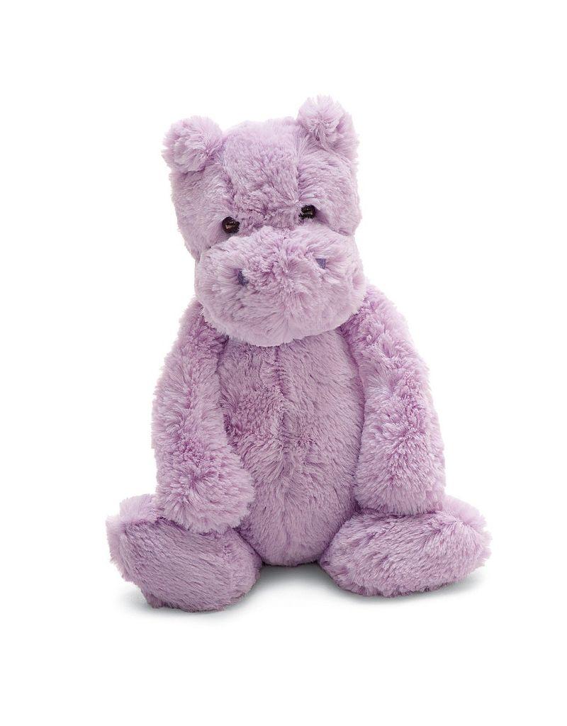 """Jelly Cat Bashful Hippo 12"""""""