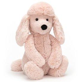 """Jelly Cat Bashful Blush Poodle 12"""""""