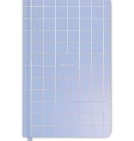 "designworks Iridescent Grid ""Notes"" Journal Notebook"
