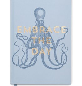 "designworks Octopus ""Embrace the Day"" Journal Notebook"