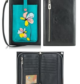 espe/storm Cosmo iSmart Wallet Bag with Shoulder Strap